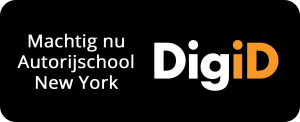 Autorijschool New York Machtigen met DigiD